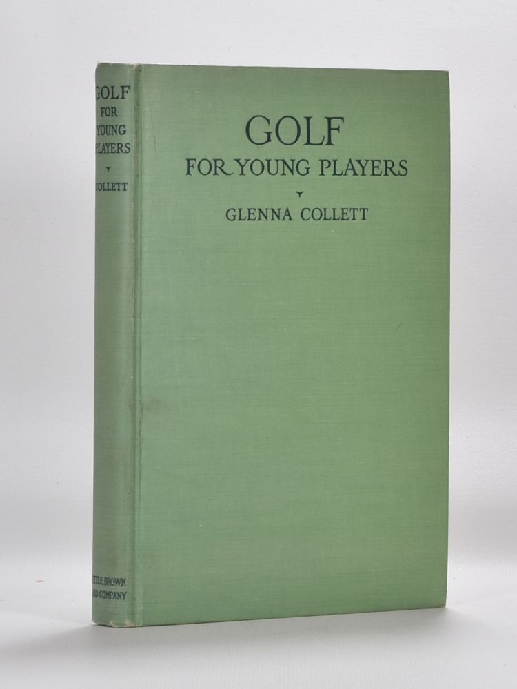 Golf for Young Players. Glenna Collett Vare.