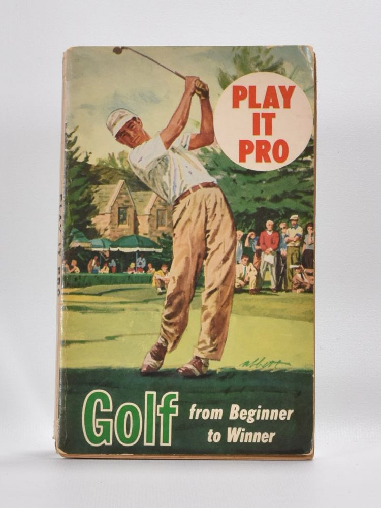 Play it Pro Golf from Beginner to Winner.