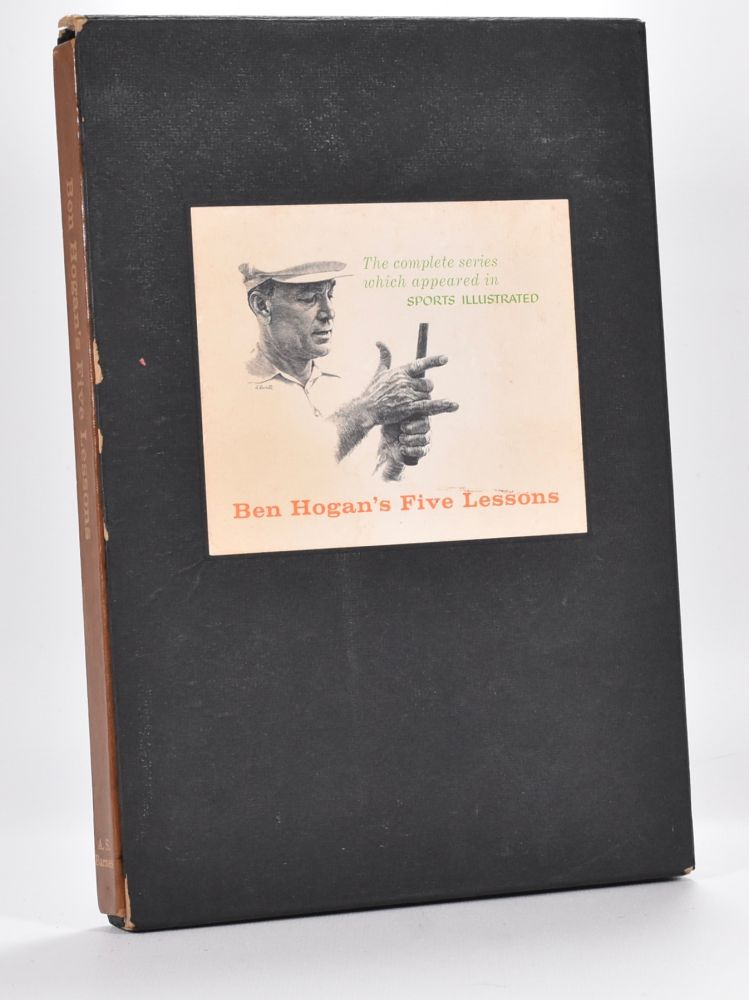 Five Lessons: the modern Fundamentals of Golf. Ben Hogan.