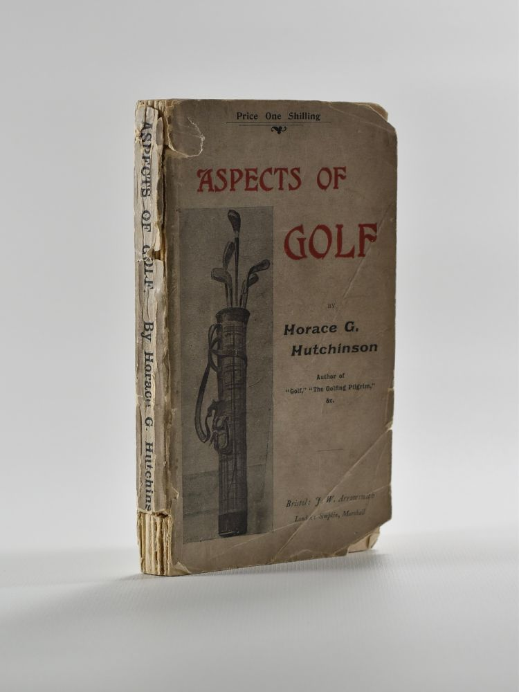 Aspects of Golf. Horace G. Hutchinson.