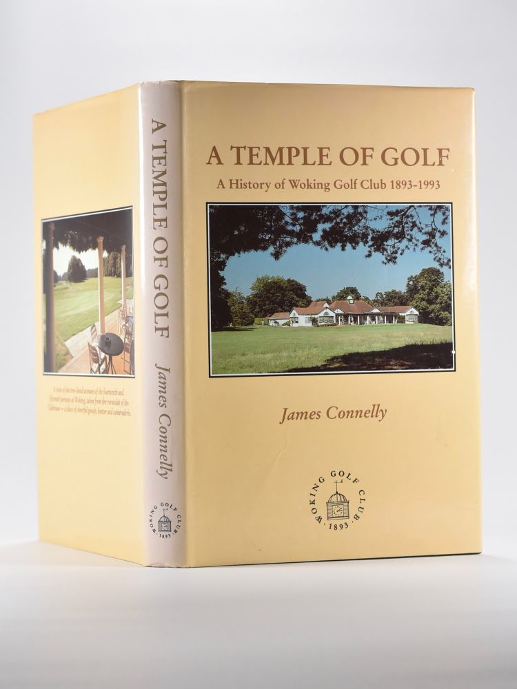 A Temple of Golf. James Connelly.