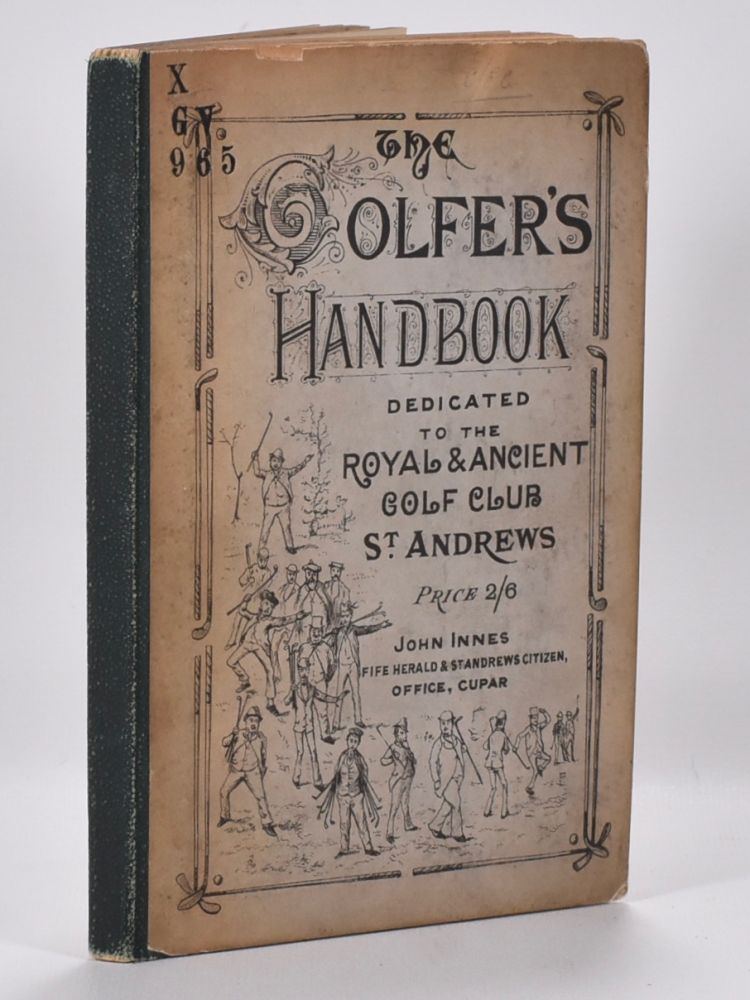 The Golfer's Handbook. Robert Forgan.