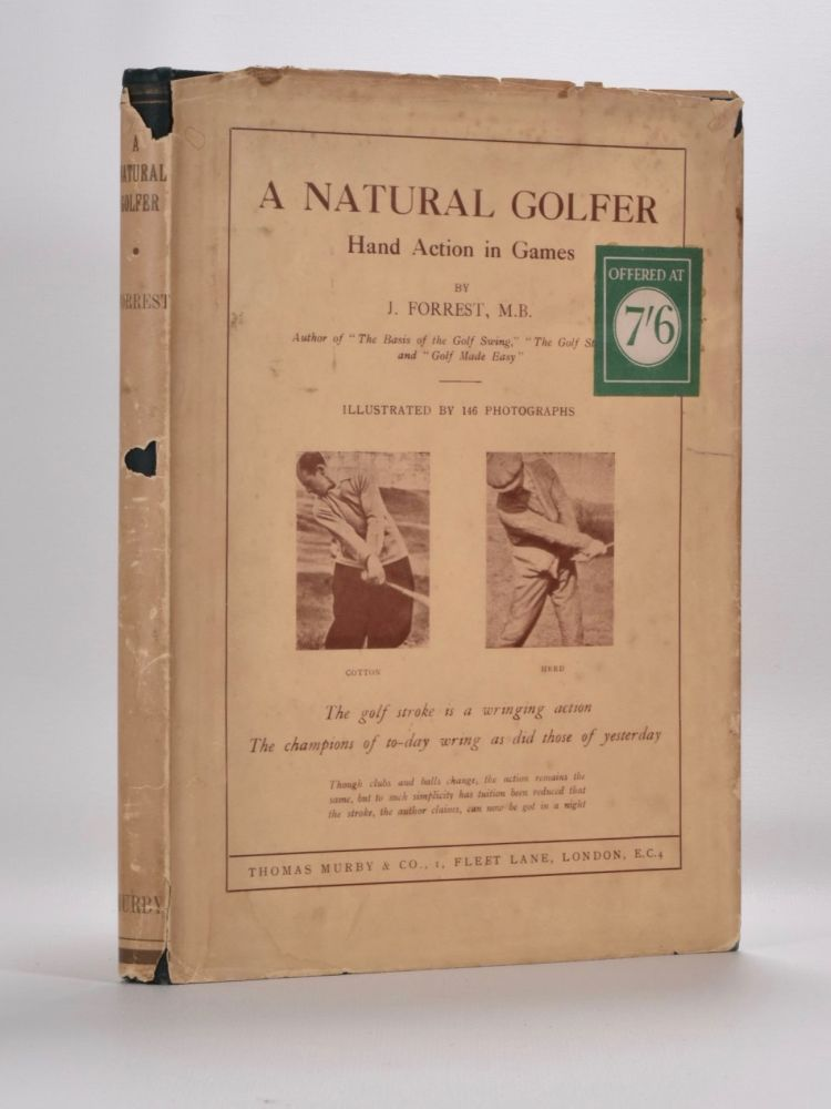 A Natural Golfer: hand action in games. J. Forrest.