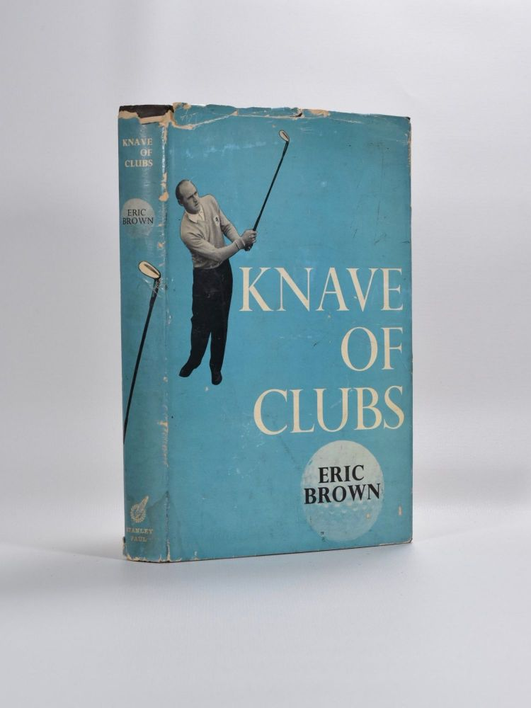 Knave of Clubs. Eric Brown.
