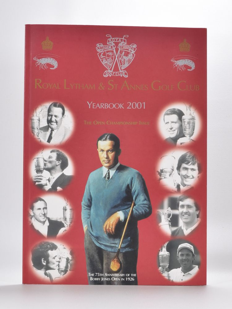 Royal Lytham Yearbook 2001