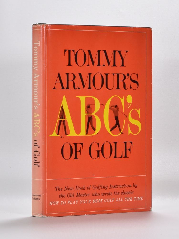 Tommy Armour´s ABC´s of Golf. Tommy Armour.