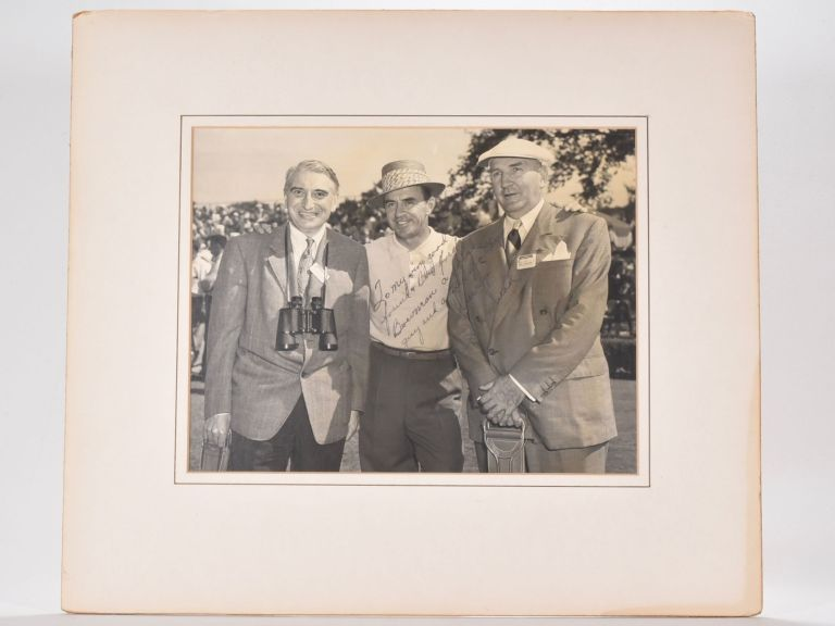 Photograph Signed. Sam Snead.
