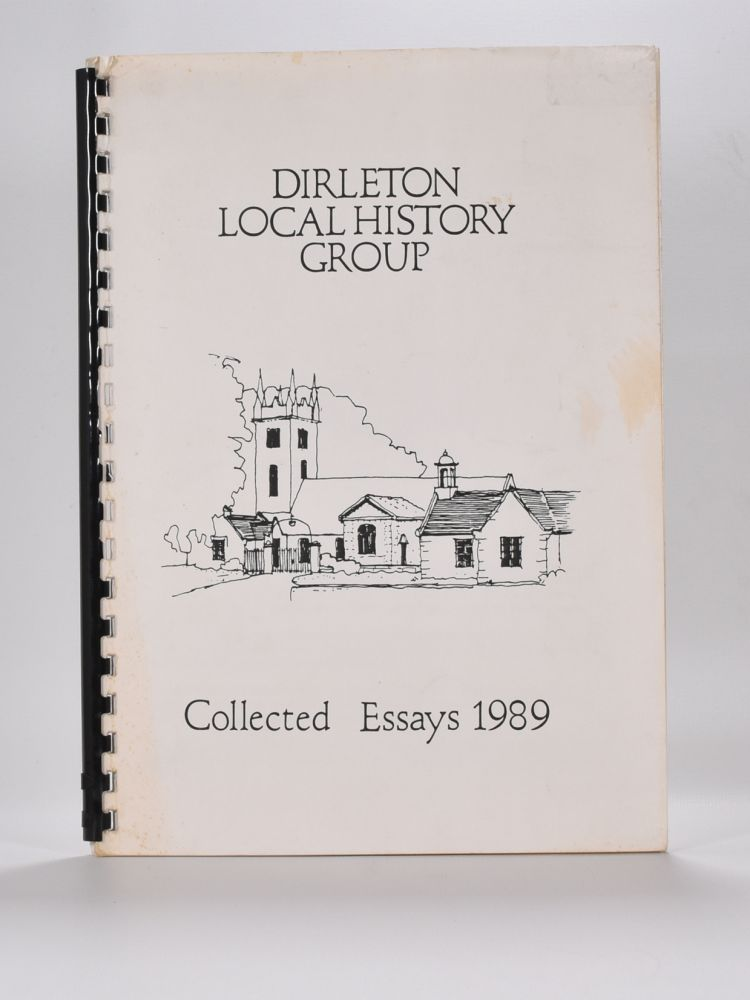 Dirleton Local History Group; Collected Essays 1989