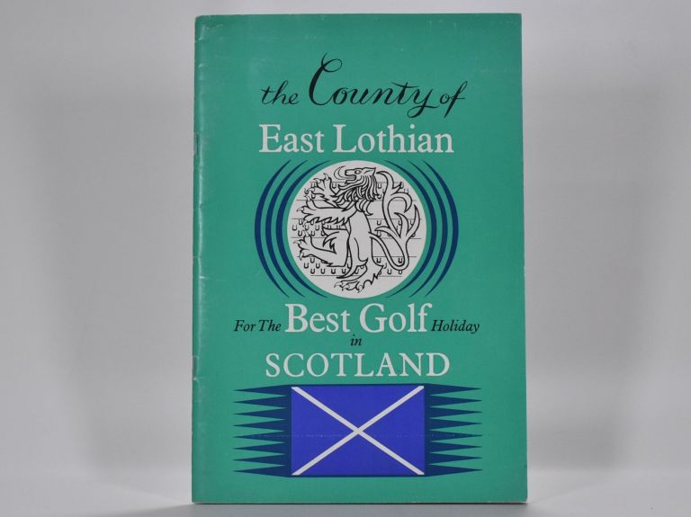 The County of East Lothian for the Best Golf Holiday in Scotland