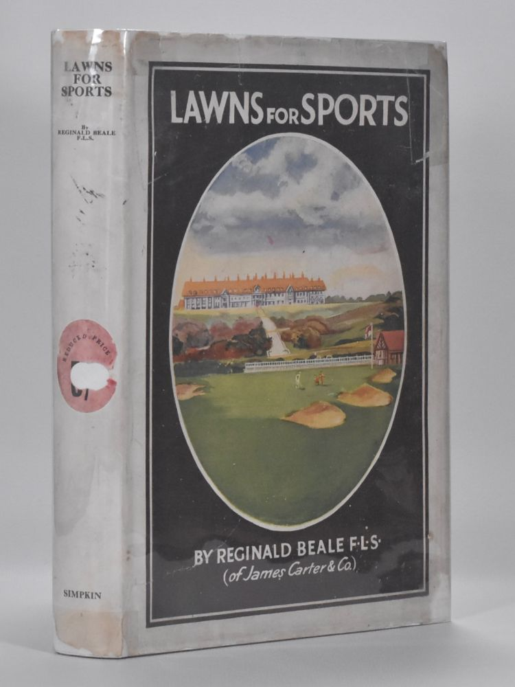 Lawns for Sport. Reginald Beale.