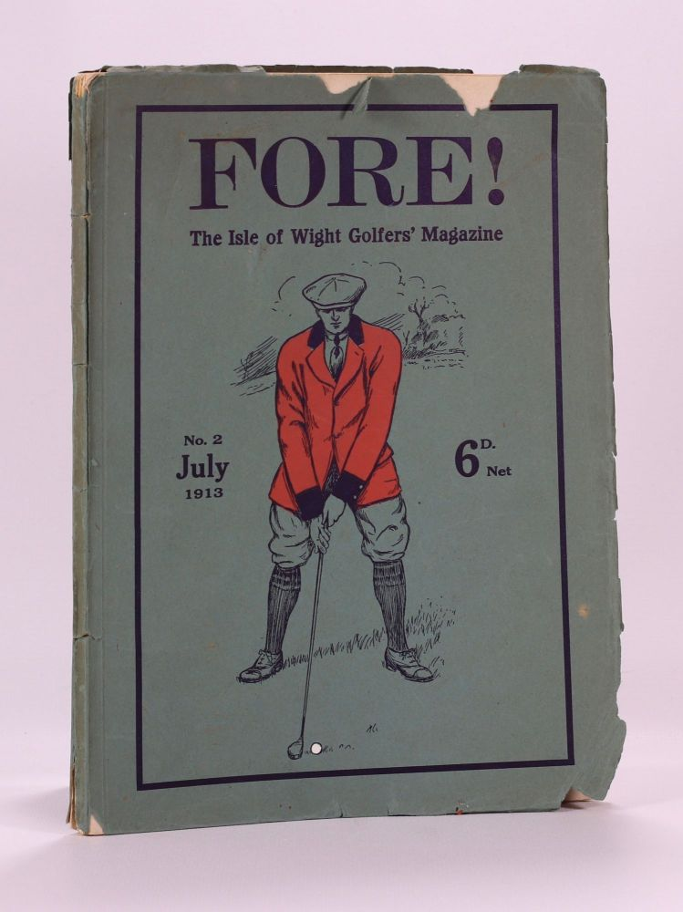 Fore!; The Isle of Wight Goler's magazine.
