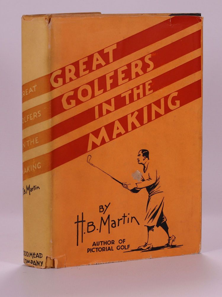 Great Golfers in the Making. H. B. Martin.