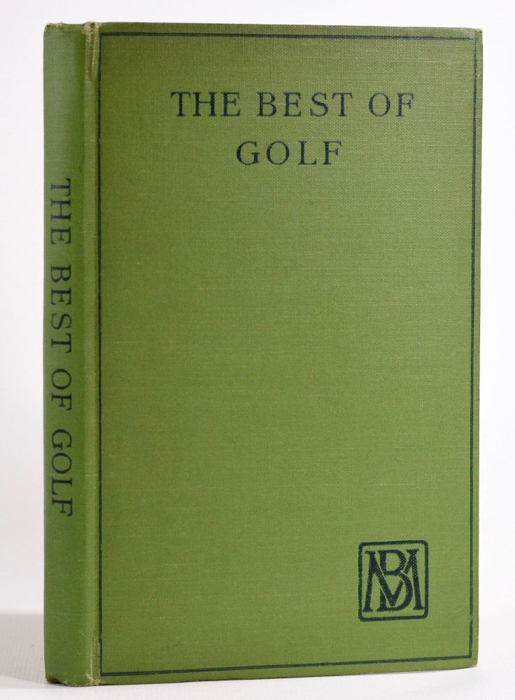 The Best of Golf. Eleanor Helme.