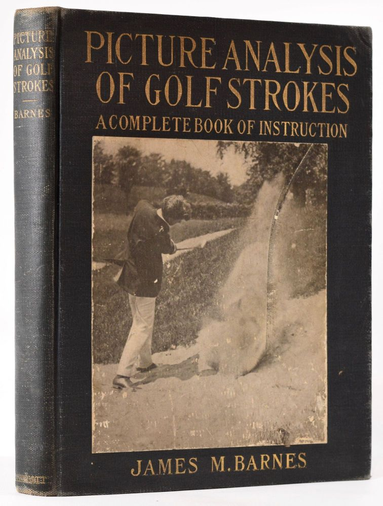 Picture Analysis of Golf Strokes. James M. Barnes.