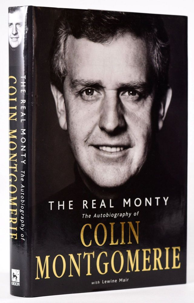 The Real Monty. Colin Montgomerie, Lewine Mair.