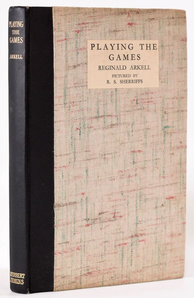 Playing the Games. Reginald Arkell.