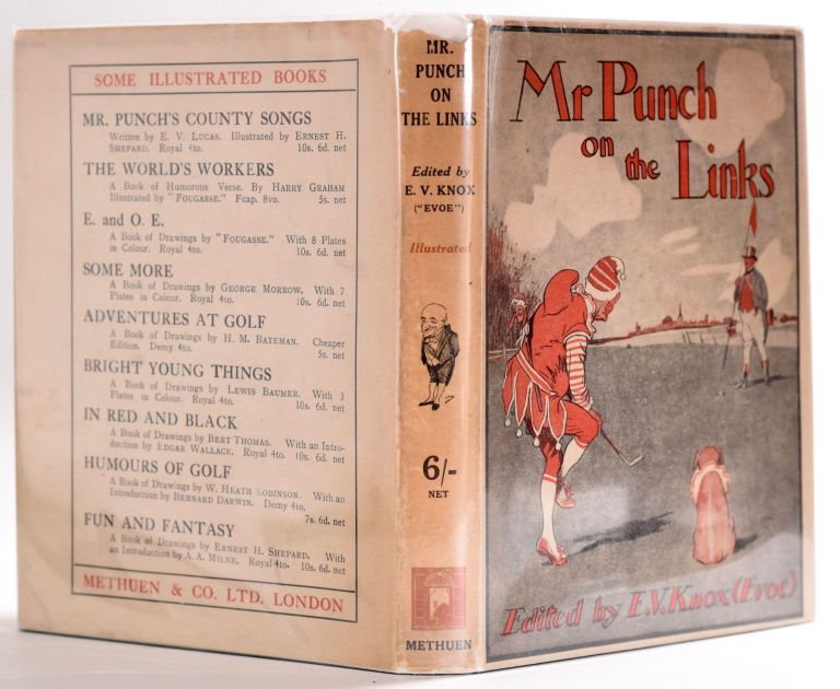 Mr Punch on the Links. E. V. Knox.