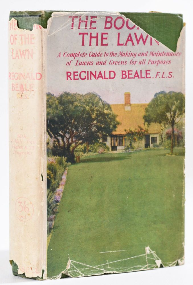 The Book of the Lawn. Reginald Beale.