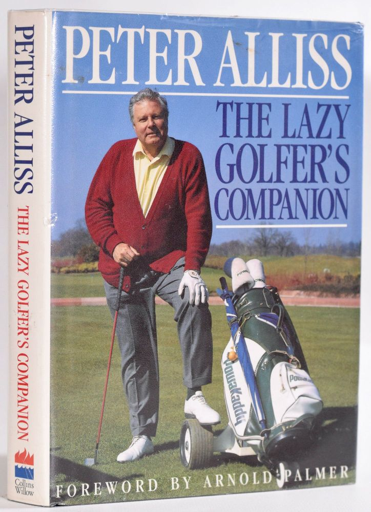 The Lazy Golfer's Companion. Peter Alliss.