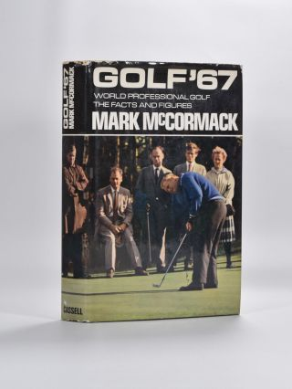 McCormack´s World of Professional Golf. Mark McCormack