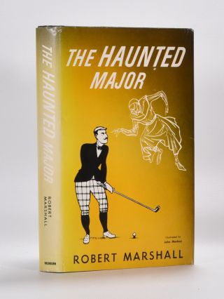 The Haunted Major. Robert Marshall.