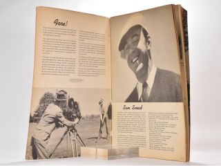 Sam Snead´s Quick Way to Better Golf.