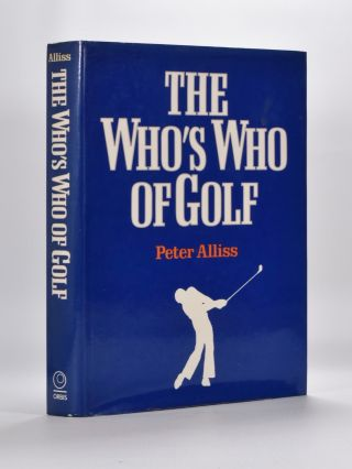 The Who´s Who of Golf. Peter Alliss