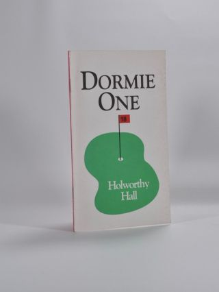 Dormie One. Holworthy Hall, pseud for Harold E. Porter.