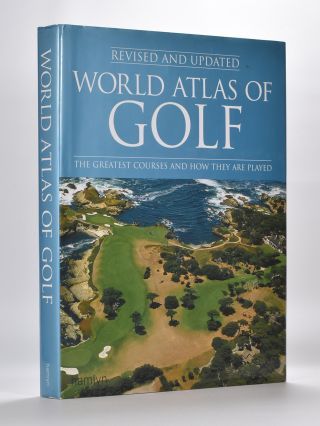 The World Atlas of Golf. Pat Ward-Thomas