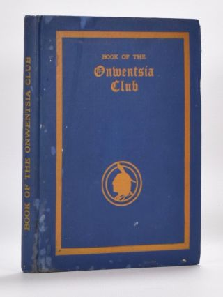 The Onwentsia Club 1896-1923. Club