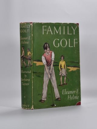 Family Golf. Eleanor Helme.