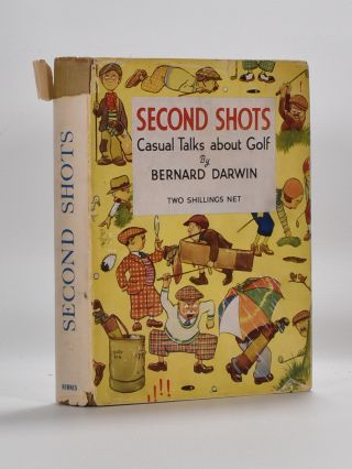 Second Shots. Bernard Darwin