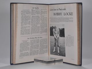 Bobby Locke's South African Golf Annual 1949.