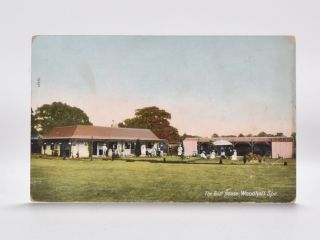 The Golf House, Woodhall Spa. Postcard