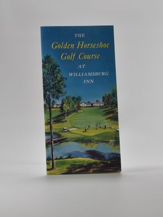 The Golden Horseshoe Golf Club at Williamsburg Inn