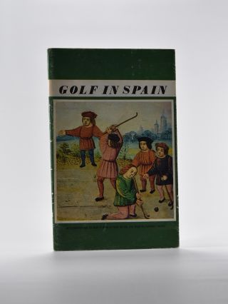 Golf in Spain. Spanish Tourist Board