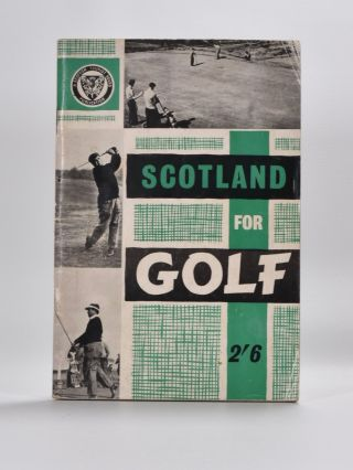 Scotland for Golf. Scottish Tourist