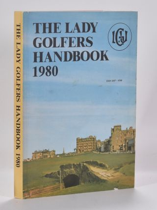The Ladies Golf Union Official Year Book 1980