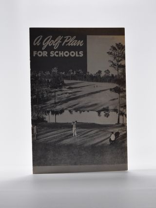 A Golf Plan for Schools. Ray Hall