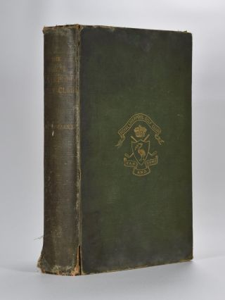 The Royal Liverpool Golf Club, a History 1869;1932. Guy B. Farrar