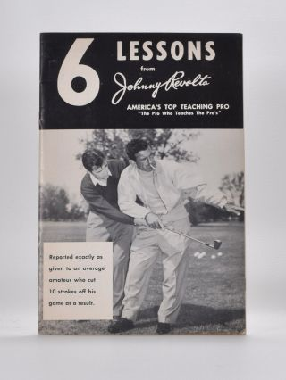 6 Lessons. Johnny Revolta, Charles Cleveland