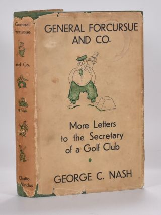 General Forcurse and Co. George C. Nash.