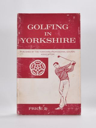 Golfing in Yorkshire 1964