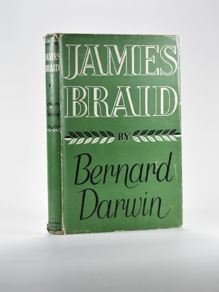 James Braid. Bernard Darwin
