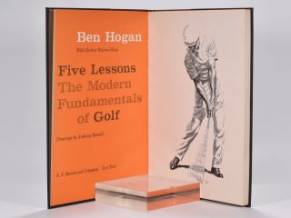 Five Lessons: the modern Fundamentals of Golf.