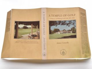 A Temple of Golf.