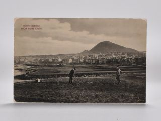 North Berwick, from Garry Point. Postcard