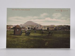 The First Tee, North Berwick 854. Postcard