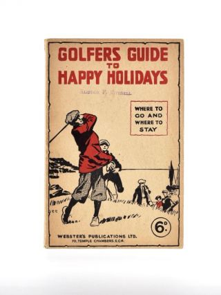 Golfers Guide to Happy Holidays.