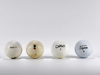 Golf Balls. Cayman Golf Balls